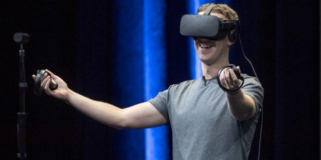 facebook stratégie vr zuckerberg