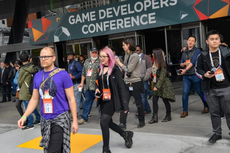 games developer conference gdc 2019