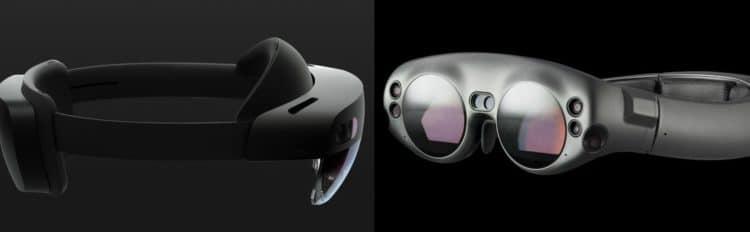 hololens 2 vs magic leap one meilleur casque réalité augmentée 2019