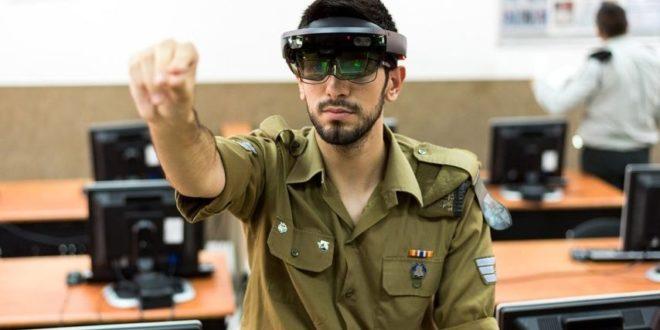 HoloLens contrat militaire