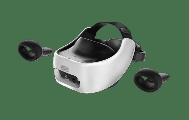 HTC Vive Focus Plus casque réalité virtuelle autonome professionnels