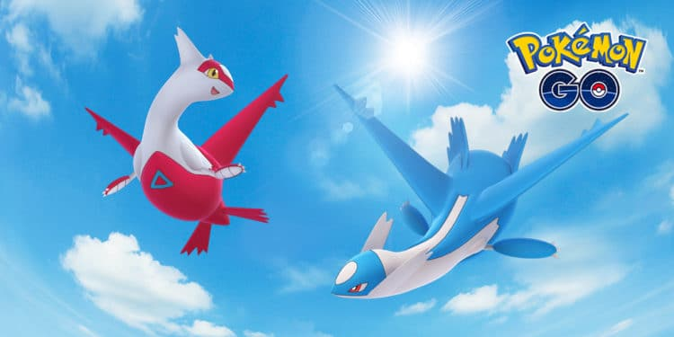 pokemon go raid latias
