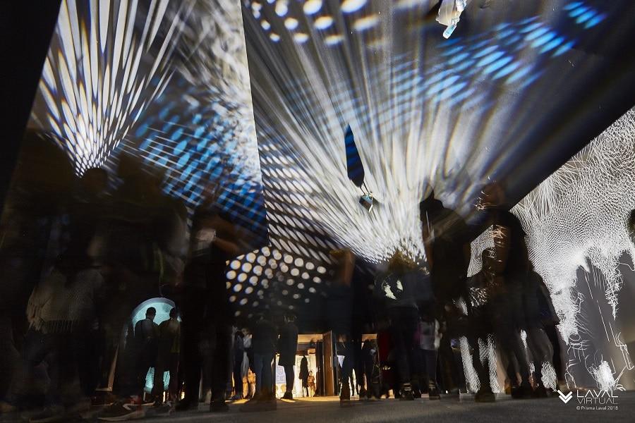 laval virtual art gallery