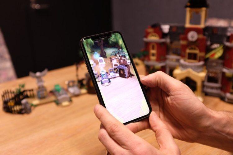 Lego réalité augmentée S.O.S Fantômes