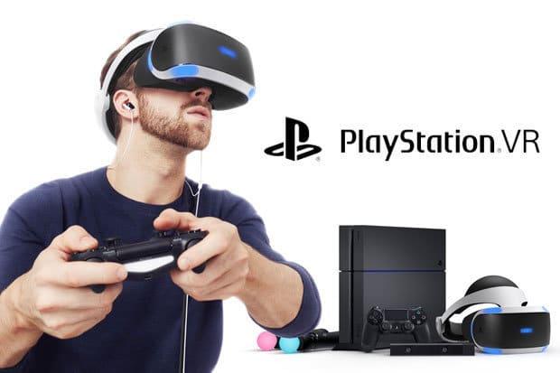 PlayStation 5 réalité virtuelle