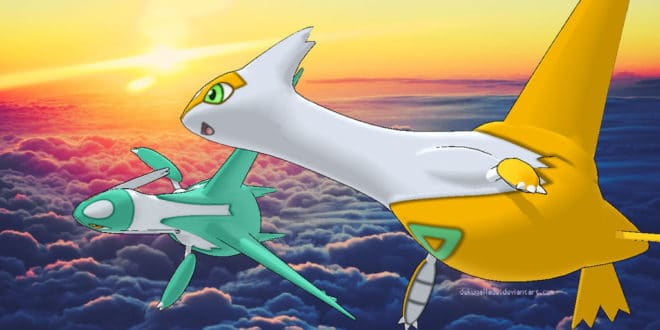 pokemon go latias shiny