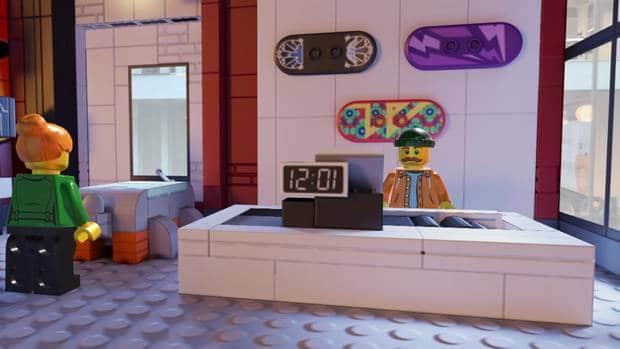 snapchat lego shop