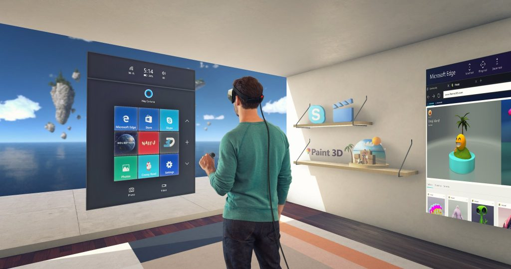windows mixed reality hp copper
