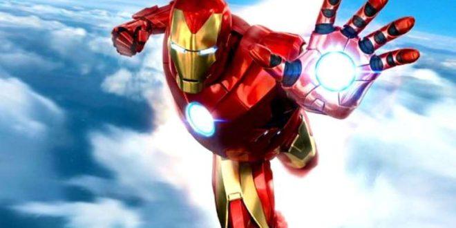 Iron Man VR réalité virtuelle