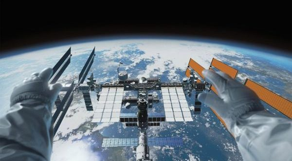 NASA réalité virtuelle