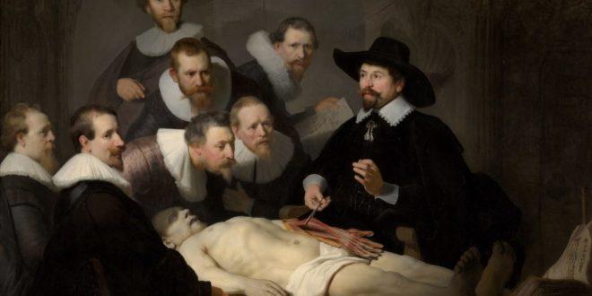 Rembrandt réalité augmentée