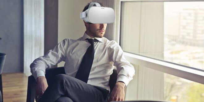 facebook oculus entreprise