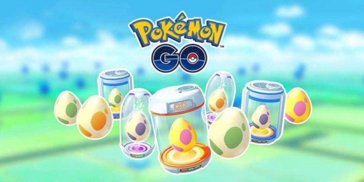 pokemon go comment faire éclore oeufs