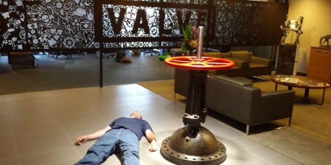 steam vr valve licenciement