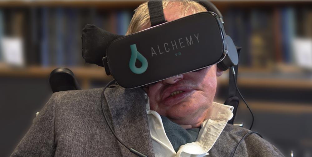 stephen hastephen hawking réalité virtuelle wking réalité virtuelle
