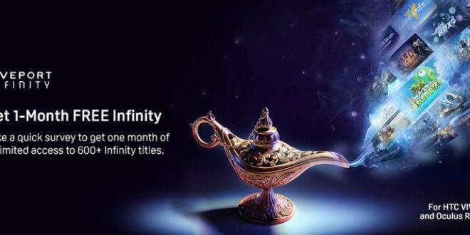 Viveport Infinity prix