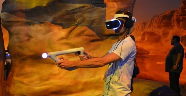 Aim PlayStation VR jeux compatibles