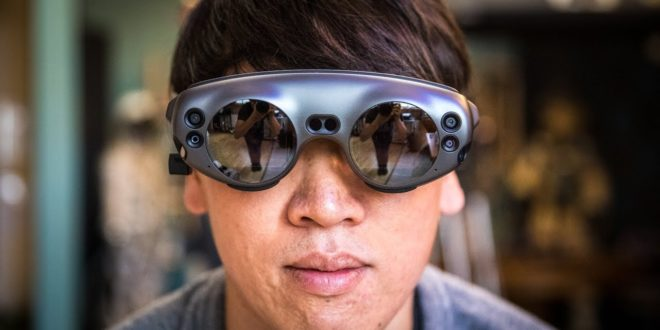 Magic Leap entreprises investissent