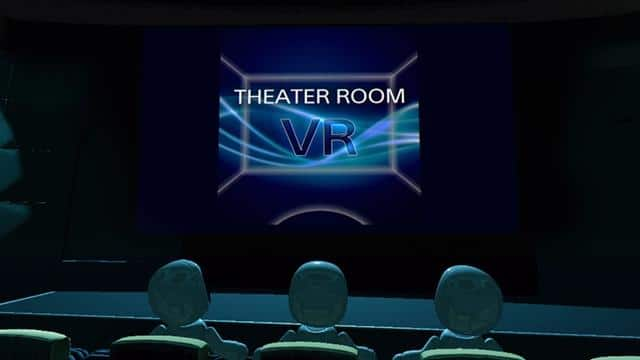 Theater Room VR SOny