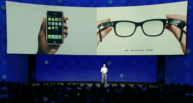 facebook réalité augmentée casque oculus