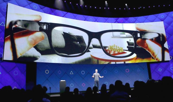 facebook réalité augmentée casque