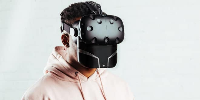 feelreal vr masque odeurs