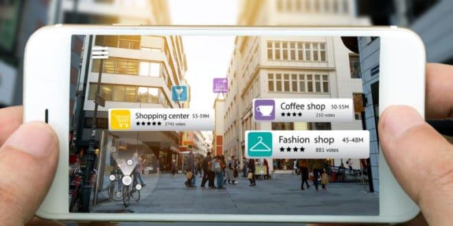 iphone réalité augmentée meilleures apps