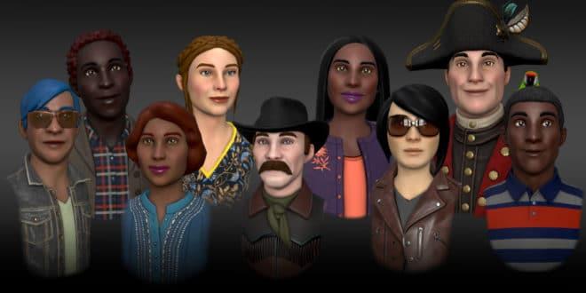 oculus avatars expressifs