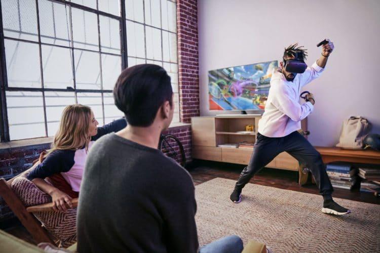 Oculus Quest precommande