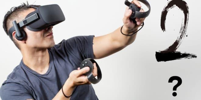oculus rift 2 pas encore