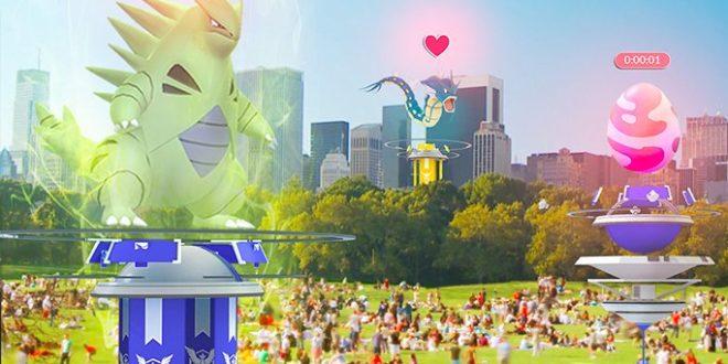 pokemon go raids tout savoir