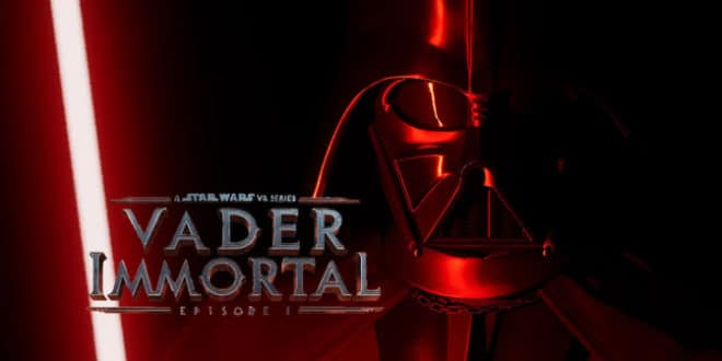 star wars vader immortal trailer