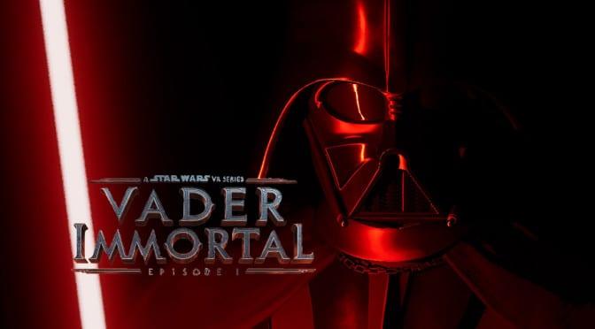 star wars vader immortal trailer