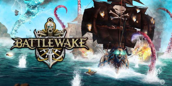 Battlewake jeu réalité virtuelle