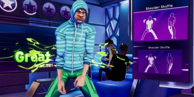 Dance Central VR