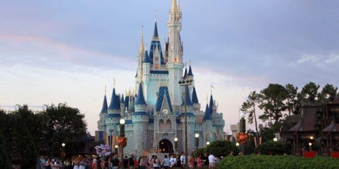 Parcs Disney VR