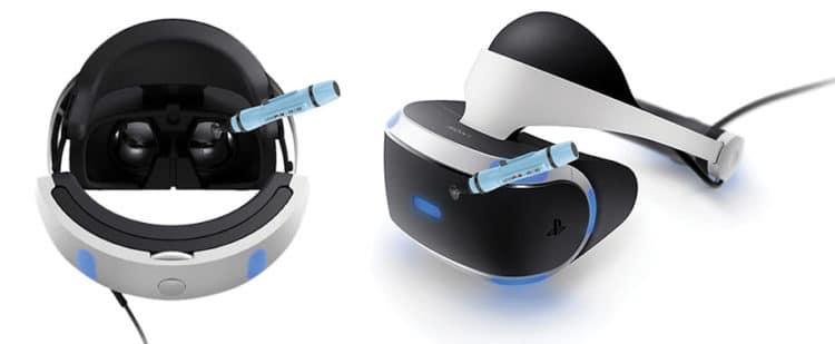 LensPen nettoyage lentilles casque réalité virtuelle