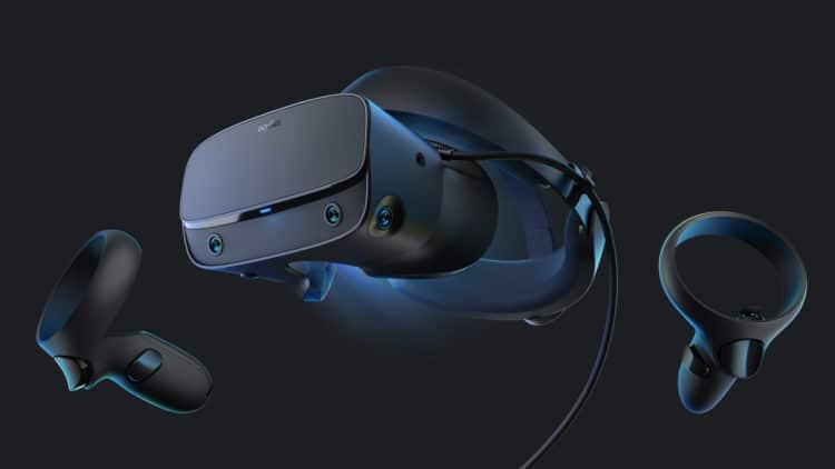Test Oculus Rift S