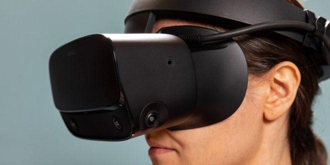 Oculus Rift S test