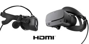 Port HDMI Oculus Valve