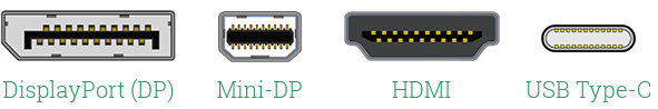 Port HDMI PC VR Ready