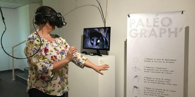 Peintures rupestres réalité virtuelle