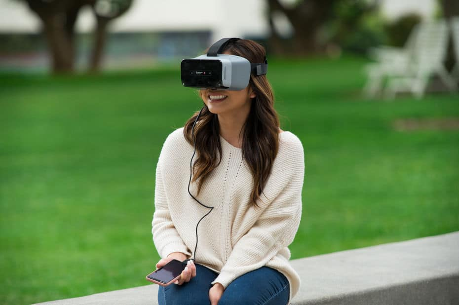 Casque Qualcomm VR AR