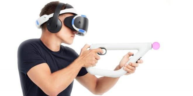 Sony ventes PlayStation VR