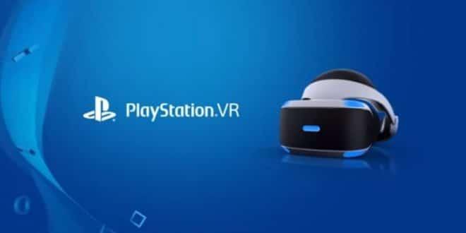 Brevet sony VR