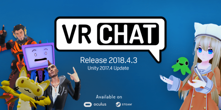 Applications gratuites Oculus Quest VR Chat