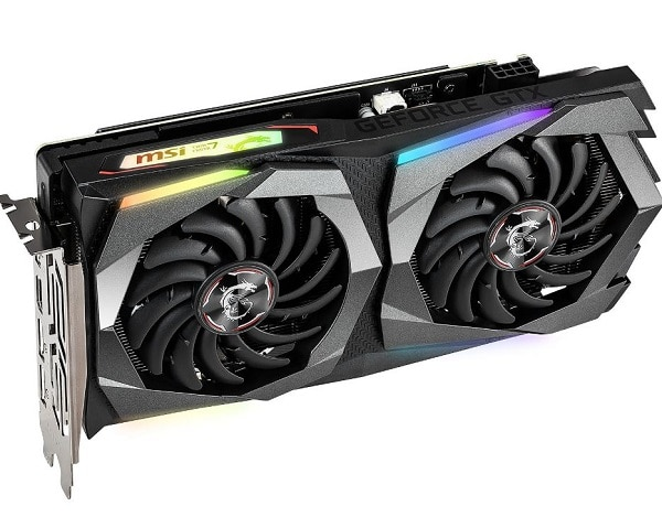 carte graphique VR READY msi geforce gtx gaming x