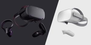 Cloud Oculus Quest Go et Gear VR