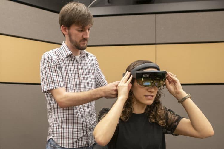étude réalité augmentée modifie comportement