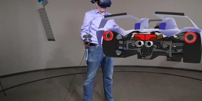 ford design réalité virtuelle
